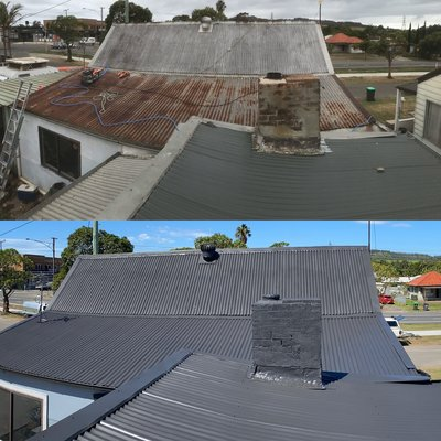 Roof Makeover